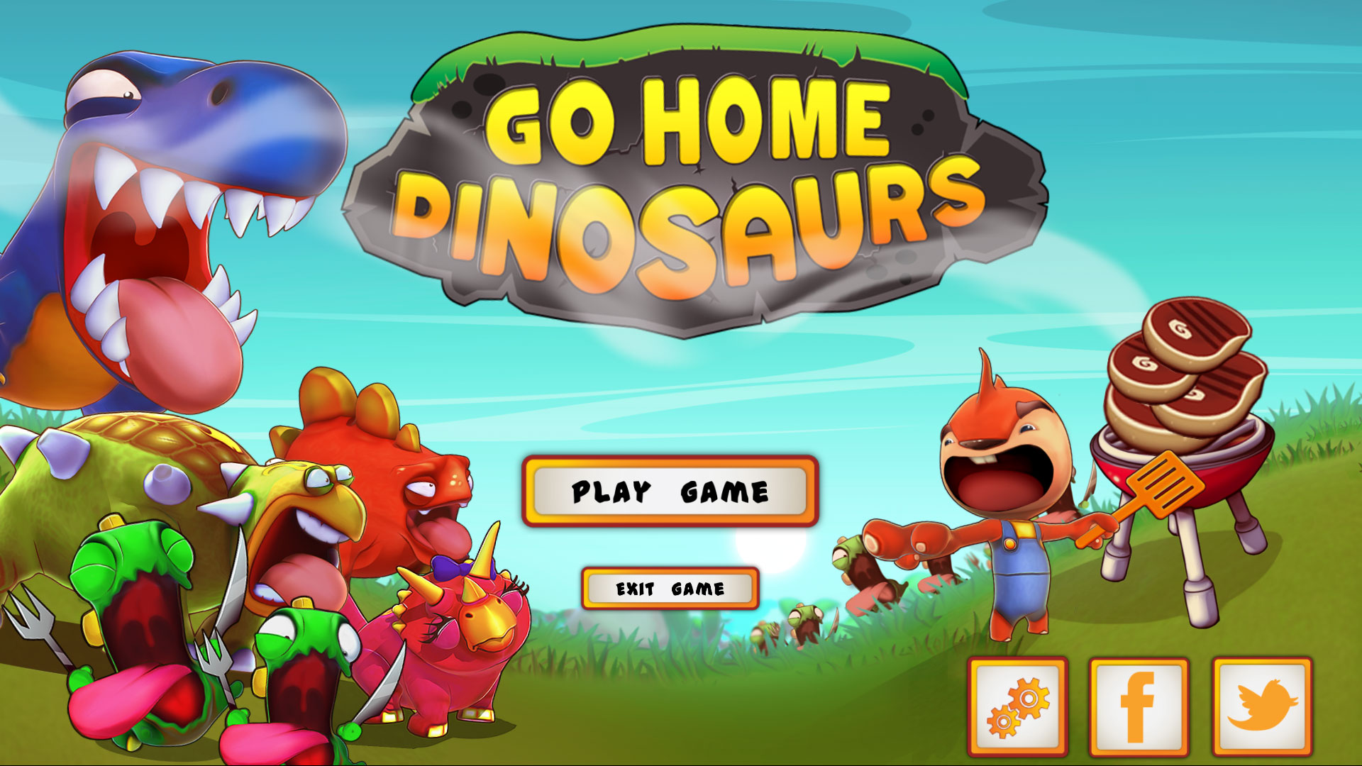 the useful interface go home dinosaurs